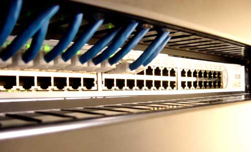 Home Wired Network | How To Build A Home Network Learn To Build Your Own Pc